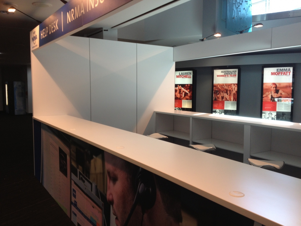 Shell Scheme Booths